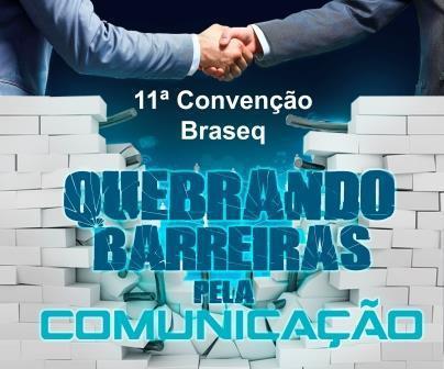 16 e 17/04/2018 > Convenção Braseq 2018
