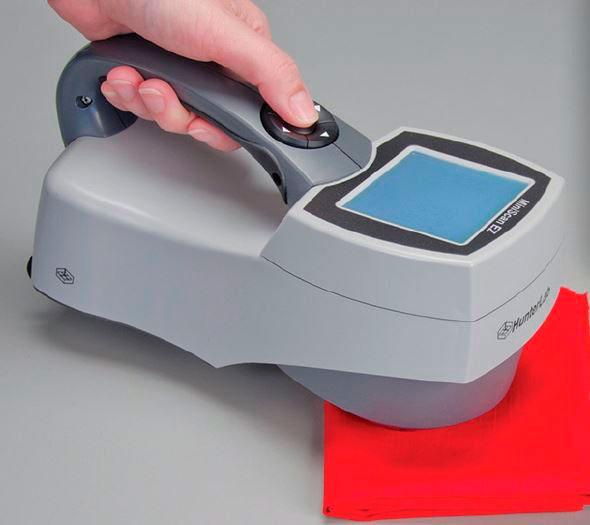 Medidor de cor portátil