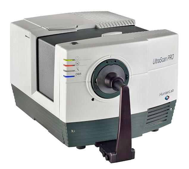 Espectrofotômetro hunterlab