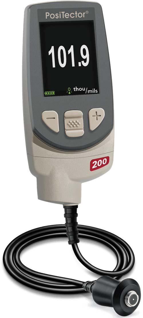 Medidor de espessura por ultrassom