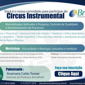 18/10/18 > Circus Instrumental - Braseq e UFPE - Recife/PE