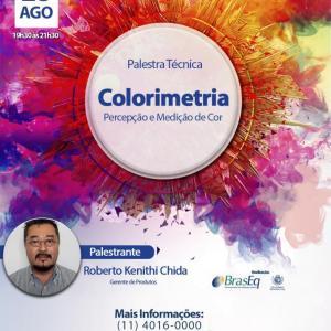 PALESTRA TÉCNICA - BRASEQ E FAC. OSWALDO CRUZ – SÃO PAULO/SP