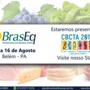13 a 16/08/2018 > XXVI Congresso Brasileiro de Ciência e Tecnologia de Alimentos